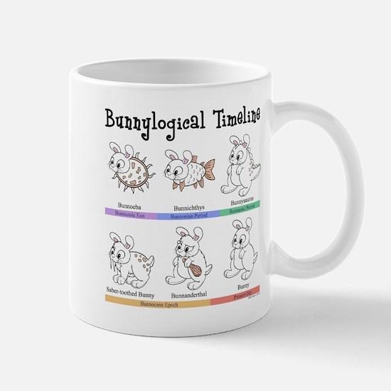 Bunnylogical Mug
