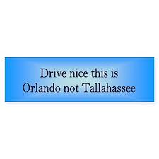 Orlando n TA Bumper Bumper Sticker