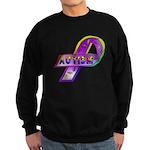 AUTISM Ribbon Sweatshirt (dark)