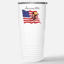 Americans Rule 01 Stainless Steel Travel Mug