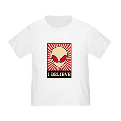 I Believe Alien T