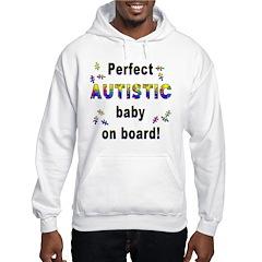 Autistic Baby On Board Hoodie