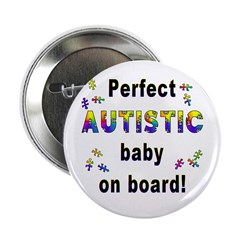 Autistic Baby On Board 2.25