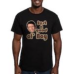 Bobby Jindal 2012 Men's Fitted T-Shirt (dark)