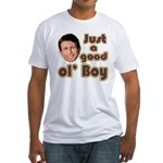 Bobby Jindal 2012 Fitted T-Shirt