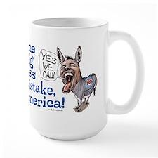 One Big Ass Mistake America Mug