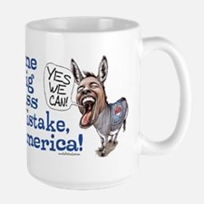 One Big Ass Mistake America Mug