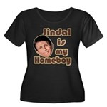 Bobby Jindal 2012 Women's Plus Size Scoop Neck Dar