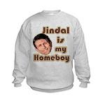 Bobby Jindal 2012 Kids Sweatshirt