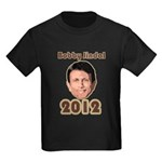 Bobby Jindal 2012 Kids Dark T-Shirt