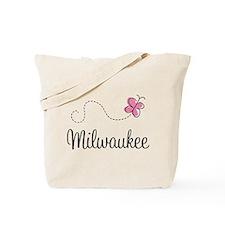 Pretty Milwaukee Tote Bag