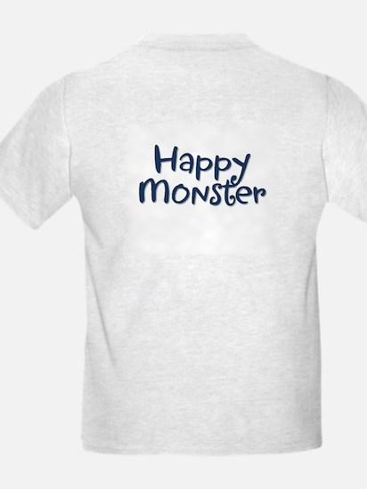 Artsi Bitsi Happy Monster T-Shirt