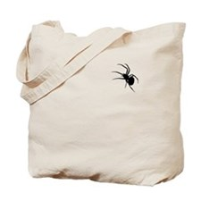 Spider On My Shirt! Tote Bag