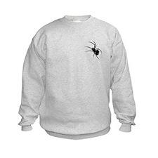 Spider On My Shirt! Sweatshirt