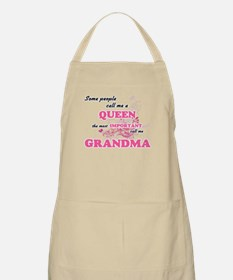 Some call me a Queen, the most importa Light Apron