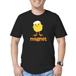 Chick Magnet Men's Fitted T-Shirt (dark)