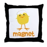 Chick Magnet Throw Pillow