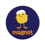 """Chick Magnet 3.5"""" Button"""