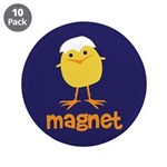 """Chick Magnet 3.5"""" Button (10 pack)"""
