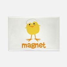 Chick Magnet Rectangle Magnet