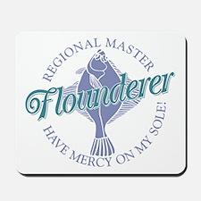 Flounderer Mousepad