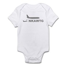 NKAWTG Infant Bodysuit