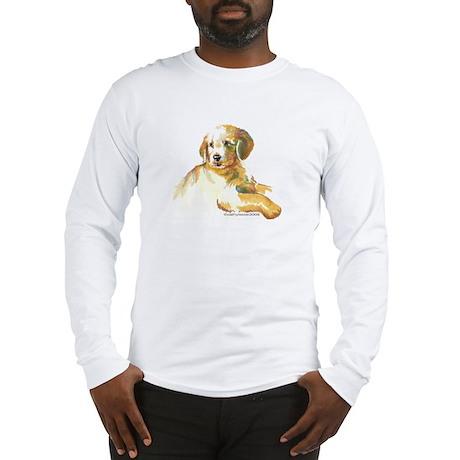 Golden Retriever puppy- darling Long Sleeve T-Shir