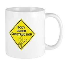 Body Under Construction Mug