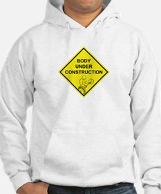 Body Under Construction Hoodie