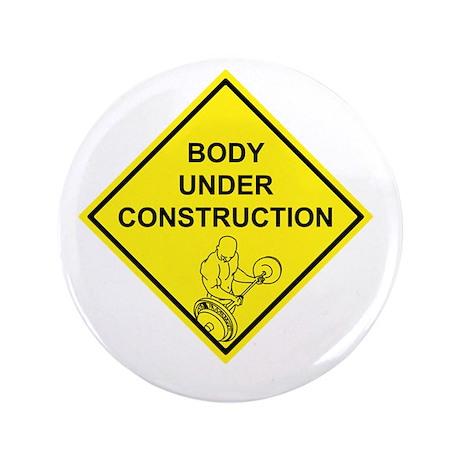 "Body Under Construction 3.5"" Button"
