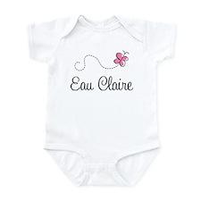 Pretty Eau Claire Infant Bodysuit