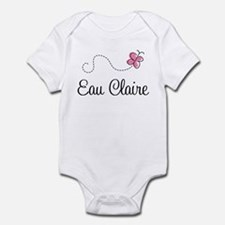 Pretty Eau Claire Infant Bodysuit
