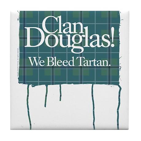 Bleeding Douglas Tile Coaster