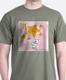 Westie swingin' on a star T-Shirt