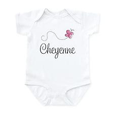 Pretty Cheyenne Onesie