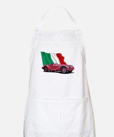 The Avenue Art BBQ Apron