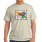 Herd 'o Dogs Light T-Shirt