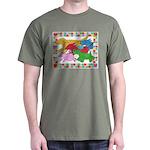 Herd 'o Dogs Dark T-Shirt