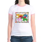 Herd 'o Dogs Jr. Ringer T-Shirt