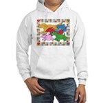 Herd 'o Dogs Hooded Sweatshirt