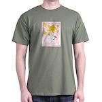 Terrier swingin' on a star Dark T-Shirt