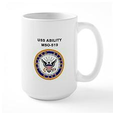USS ABILITY Mug