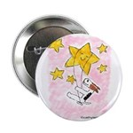"""Terrier swingin' on a star 2.25"""" Button (10 p"""