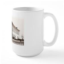 Crawford County Courthouse Knoxville GA Mug