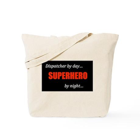 Superhero Dispatcher Tote Bag