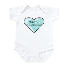 Michael RIP Infant Bodysuit