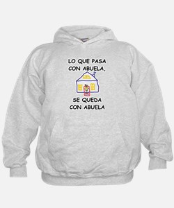 Con Abuela Hoodie