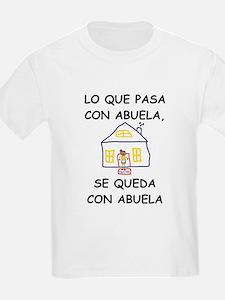Con Abuela T-Shirt