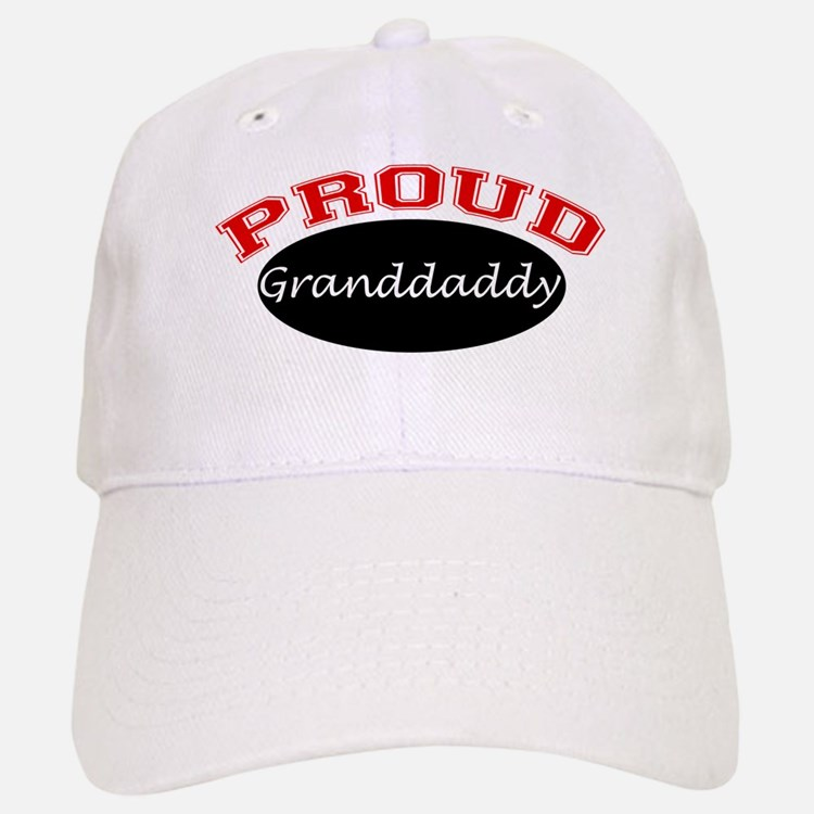 Proud Granddaddy Baseball Baseball Cap