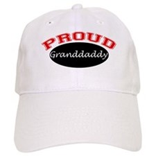 Proud Granddaddy Baseball Cap